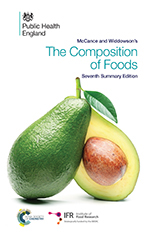 The Composition of Foods - 7th edition