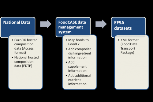 EFSA project structure