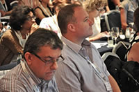 Dr Paul Kroon & Paul Finglas (BACCHUS Coordinators), BACCHUS Consortium Meeting, Montenegro, June 2013